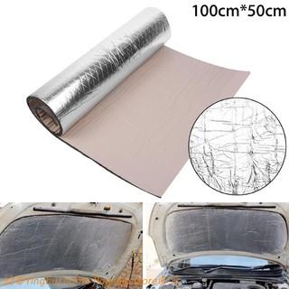 1 X Car Van Sound Proofing Deadening Insulation 20mm Closed Cell Foam 50X100CM