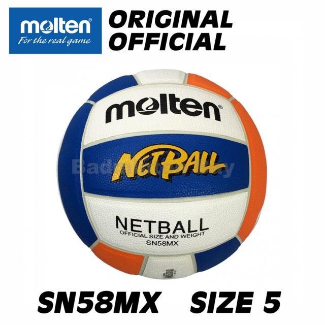 Molten Netball Competition Grade 100% Original