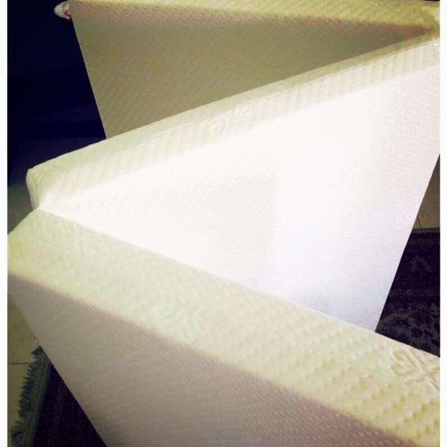 Dreamland foldable mattress single