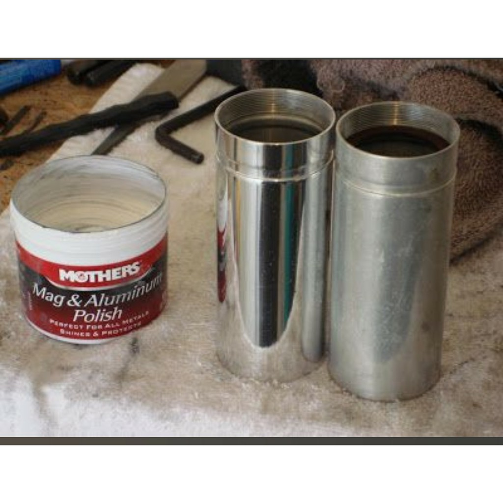 Mothers Mag & Aluminum Polish (5oz)