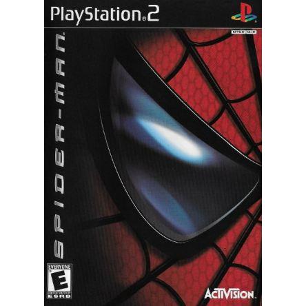 Spider-Man PS2 Playstation 2 Games