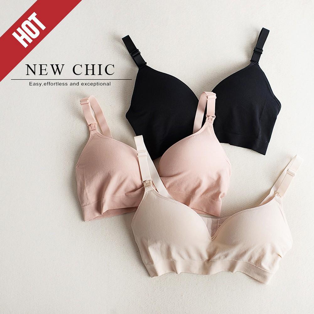 6229f1bdbec05 Crazs Sales Pregnant Women's Breastfeeding Bra No Steel Ring Nursing Bra |  Shopee Malaysia