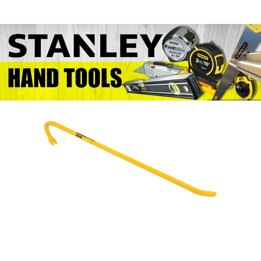 STANLEY FORGED HEXAGONAL STEEL RIPPING BAR 55-130