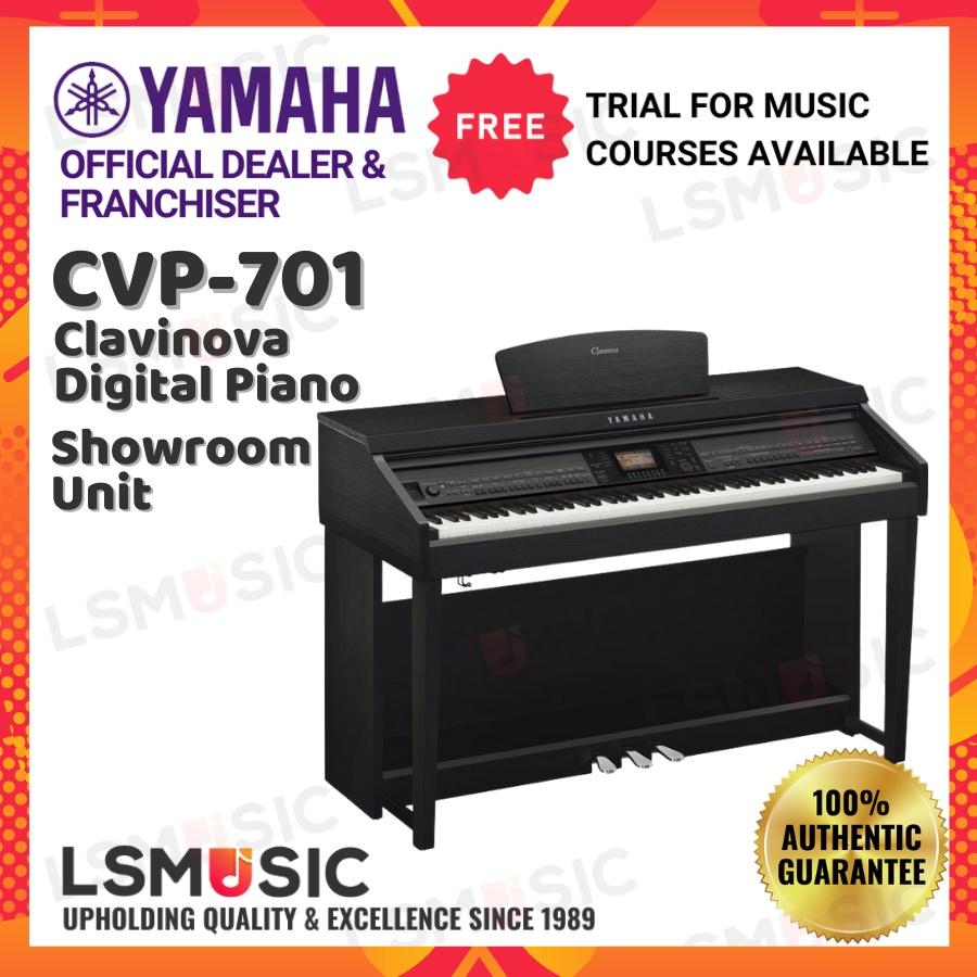 Yamaha Clavinova Digital Piano CVP-701 Showroom Unit