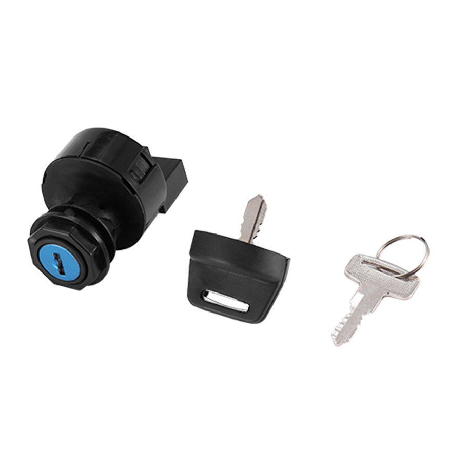 Ignition Key Switch Lock set for Japanese SUZUKI LT-Z400 QUADSPORT ATV