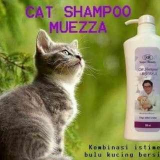 SB shampoo Kucing Muezza