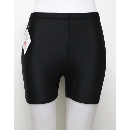กางเกงซับในสั้นผ้าเหมือนชุดว่ายน้ำ ใส่กระชับร