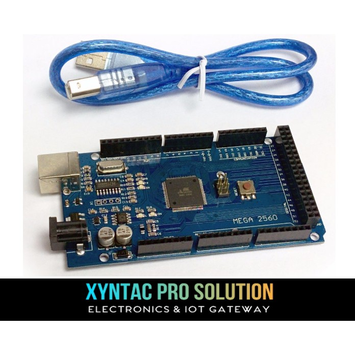 ATmega2560-16AU REV3 CH340G MEGA 2560 R3 Board mit USB Cable Compatible