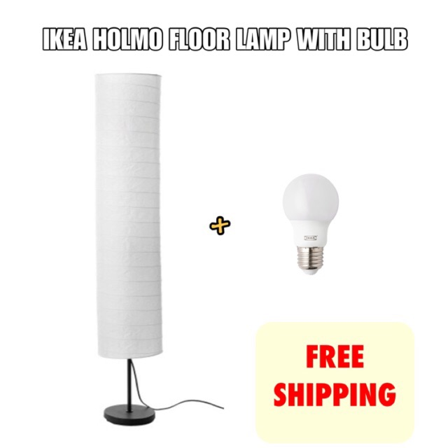 Ikea Holmo Lamp Lampu Berdiri