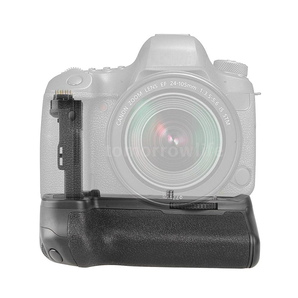 Pro Camera Battery Grip Replacement BG-E21 for Canon EOS 6d Mark II DSLR with Replacement Batteries /& Dual USB Charger