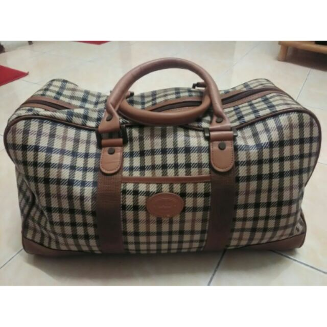 Daks London Travel Bag Sho Malaysia