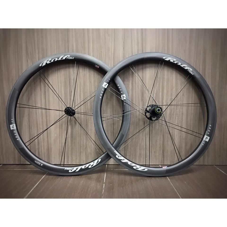 ROLF Road Bike Bicycle Carbon Rim Decals Stickers Set For 2 RIMS 38mm Rim Depth