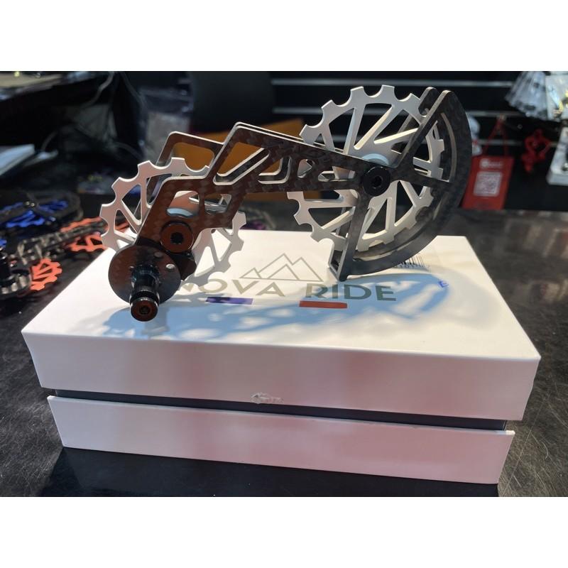 Nova Ride Oversized Ceramic Pulley