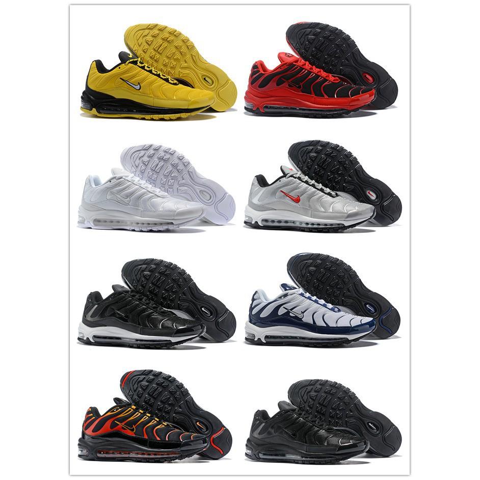 top design online store top brands Original Nike Air Max 97 Plus Running Shoes For Men Student Sport ...