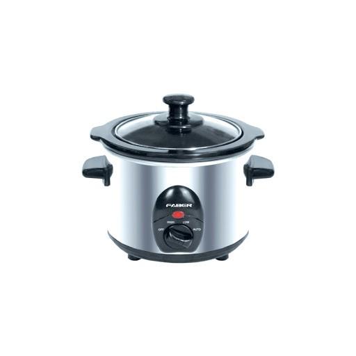 FABER Slow Cooker 1.5L FSC 516 SS