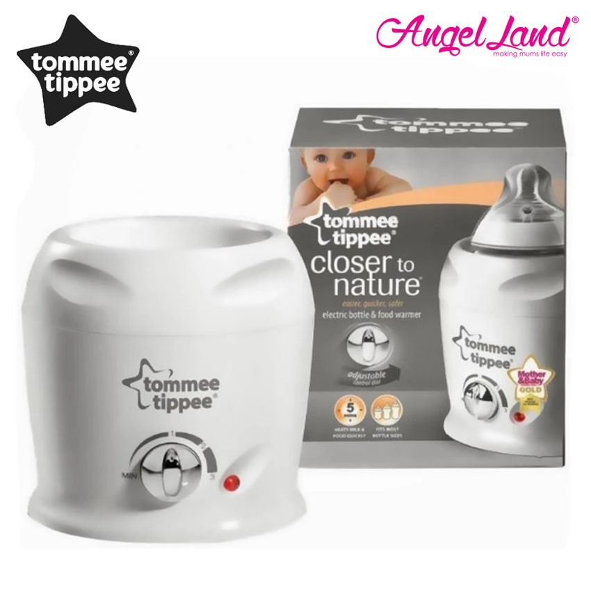 Tommee Tippee Bottle Warmer With Tray 43121138 Shopee Malaysia