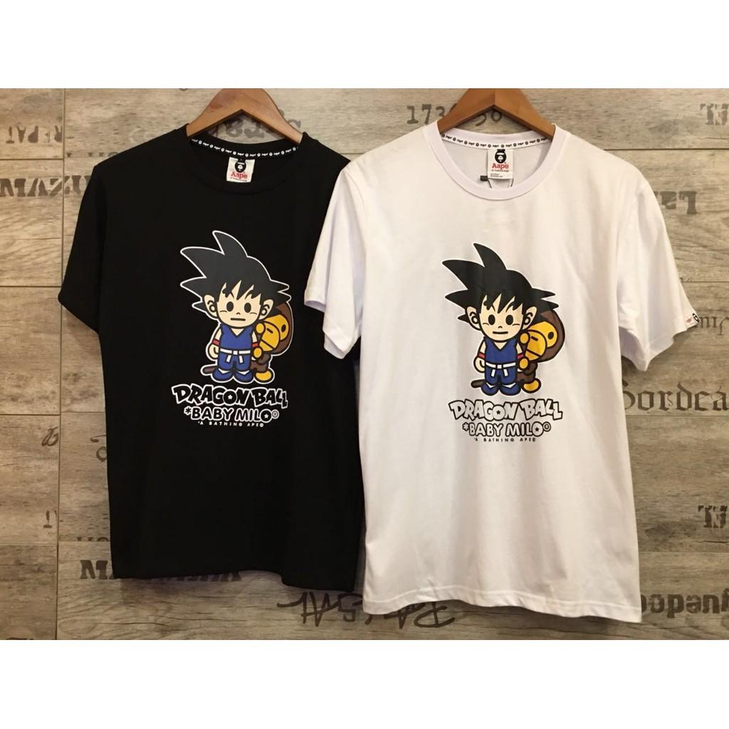 143fc548c90d Bape X Dragon Ball printing t-shirt