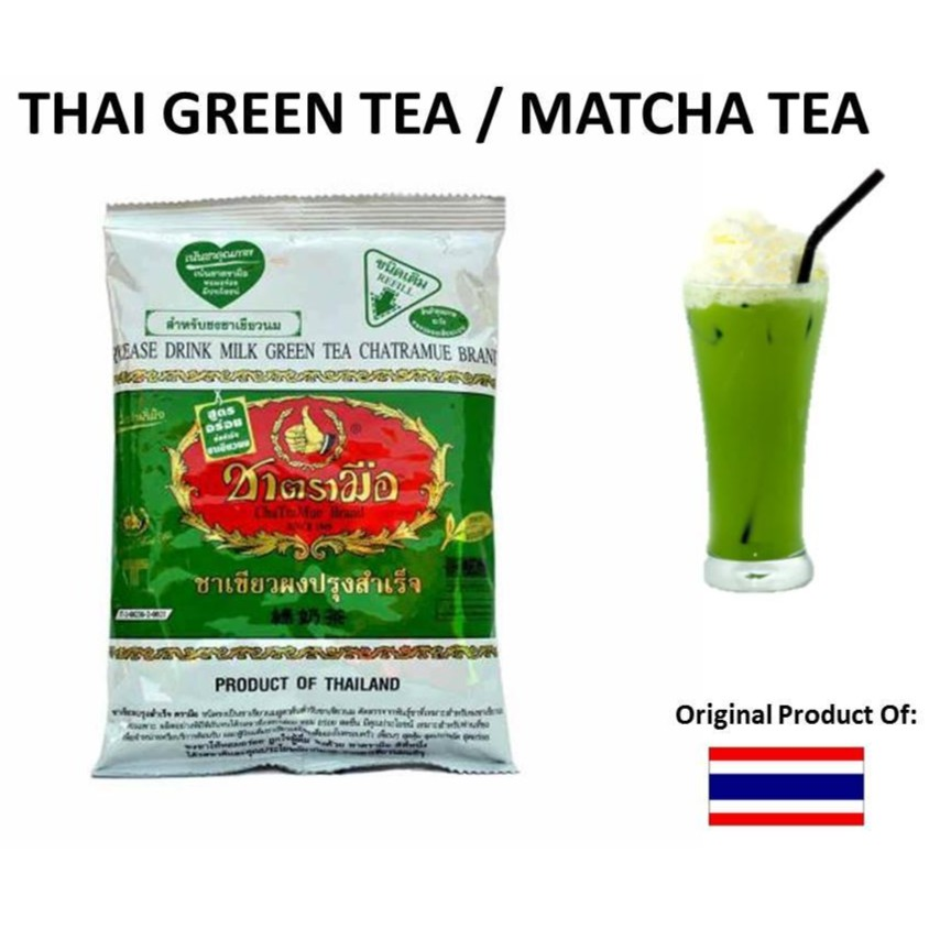 [PR] PROMO ORIGINAL THAI GREEN TEA [READY STOCK] | Shopee Malaysia