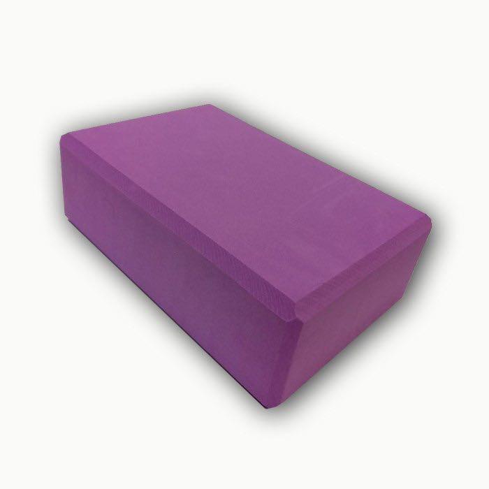 [Ready Stock] Eva Yoga Block/Brick Guaranty 200gram Real Weight