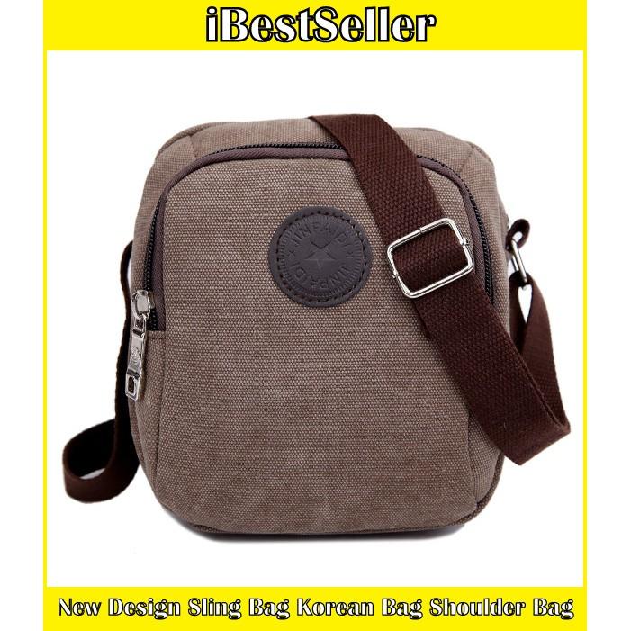 0a6094e723e1 Videng Polo Men Brown Shoulder Bag Handbag Composite Leather Casual Leather  Bag