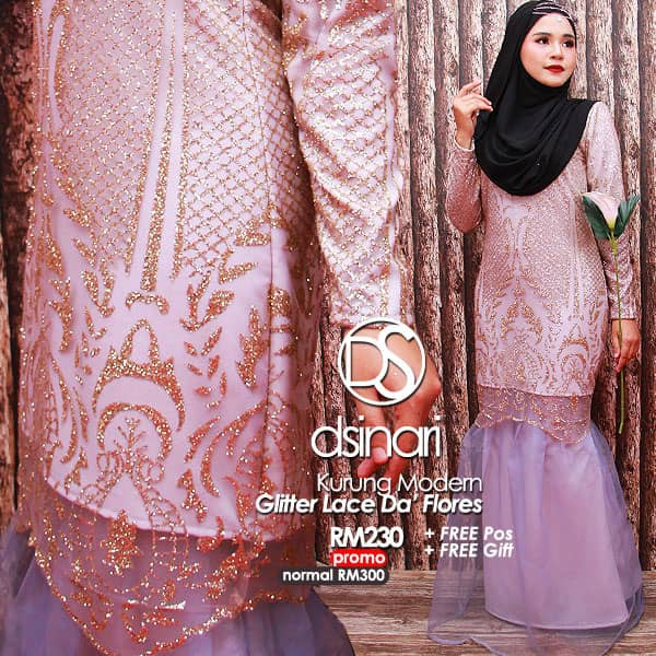 dfd39b1e glitter lace - Muslimah Wear Online Shopping Sales and Promotions - Muslim  Fashion Jun 2019 | Shopee Malaysia