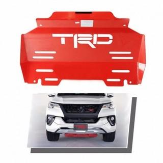 trd stone engine guard skid plate sump guard for toyota hilux revo 2016 |  shopee malaysia