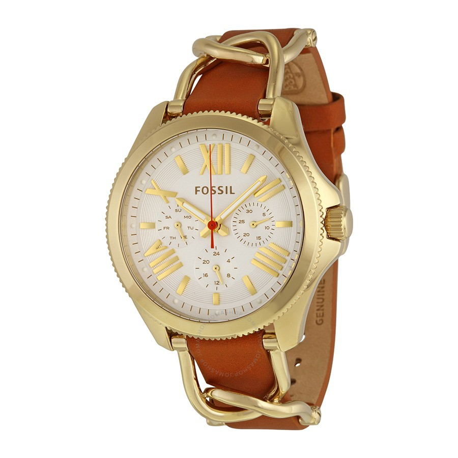 Fossil Am4558 Shopee Malaysia Es3954 Tailor Multifunction Light Brown Leather Watch