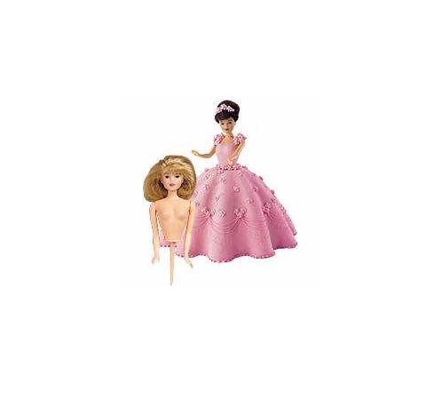 "Teen Doll Pick - Blond, 7.75"" (H)"