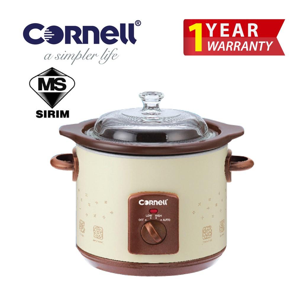 Cornell Slow Cooker (1.5L) CSC-D15C