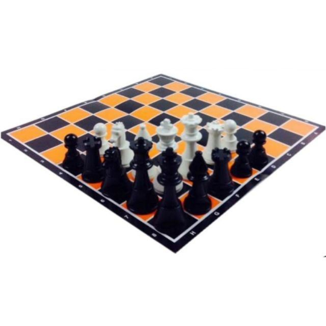 STANDARD TOURNAMENT SIZE CHESS HIGH QUALITY