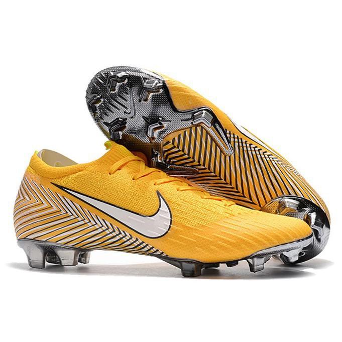 wholesale dealer 44053 107af Nike Mercurial Superfly VI 360 Elite Neymar FG knitted low football shoes  35-45