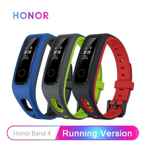 Honor band 4 running