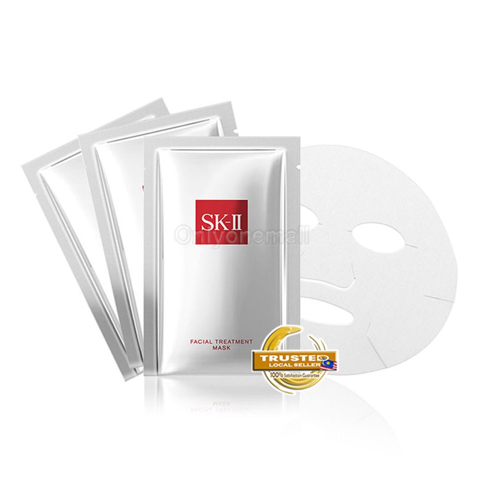 SK-II Facial Treatment Mask x 3pcs