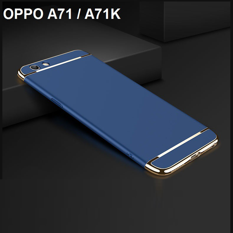 wholesale dealer ce67b 6cc41 OPPO A71 / A71K 3 in 1 Ultra Thin Shockproof Armor full protective case