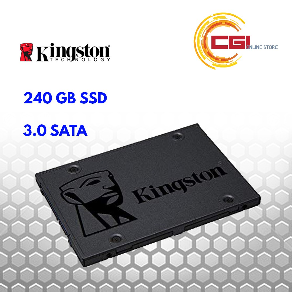 Kingston 240GB A400 SSD (SA400S37/240G)