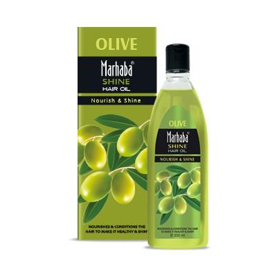 Marhaba Hair Oil Olive 200ML