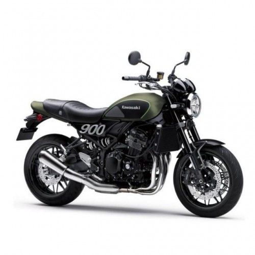 Z900RS ABS (Army Green)