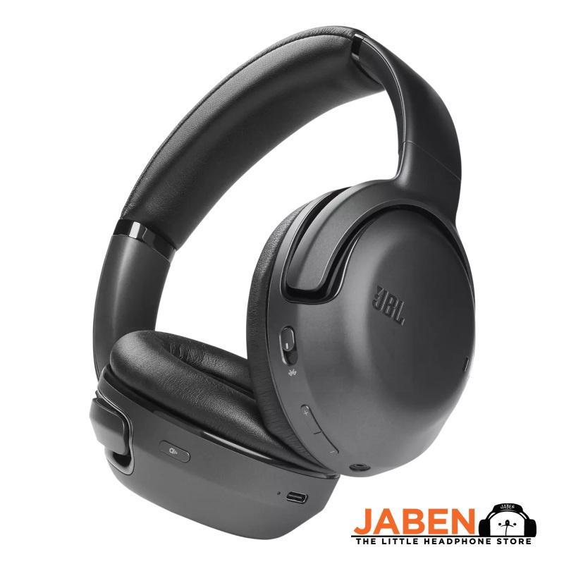 JBL Tour One Hi-Res ANC Bluetooth Quad Microphones App Multipoint Type-C Over-Ear Headphones [Jaben]