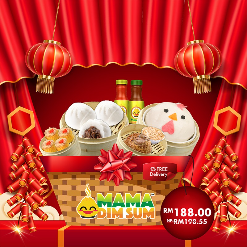 CNY HAMPER CHICKEN COMBO – 188