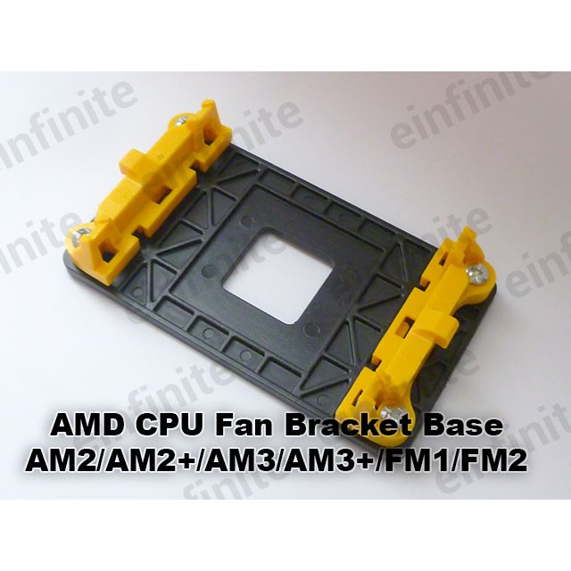 AMD CPU Fan Bracket Base for FM1 Socket