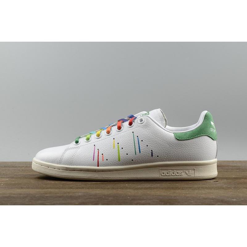 Adidas Stan Smith Pride Pack 'Rainbow Paint Splatter D70352