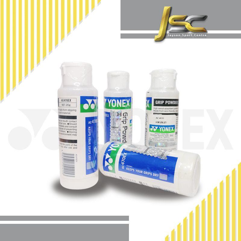 YONEX BADMINTON GRIP POWDER [ AC470 Grip Powder 2 ]