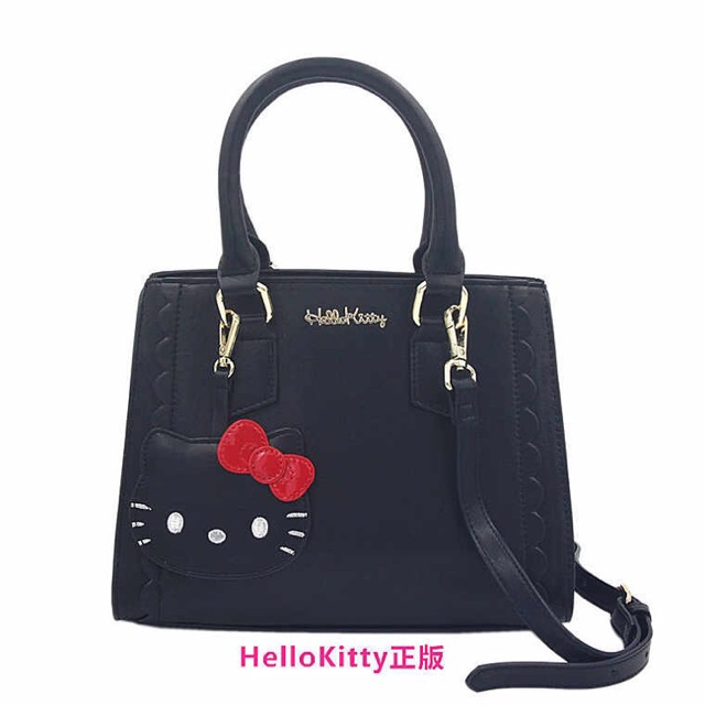 Hello Kitty Fashion Cartoon Shoulder Bag Cat Face Handbag Casual Sho Malaysia