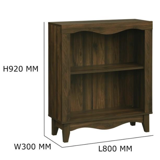 Furniture Direct NALIS bookcase book shelf series/ rak buku/ rak buku kayu