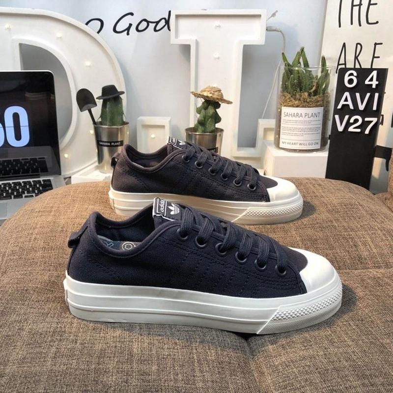 Adidas Nizza Low RF Campus canvas board shoes
