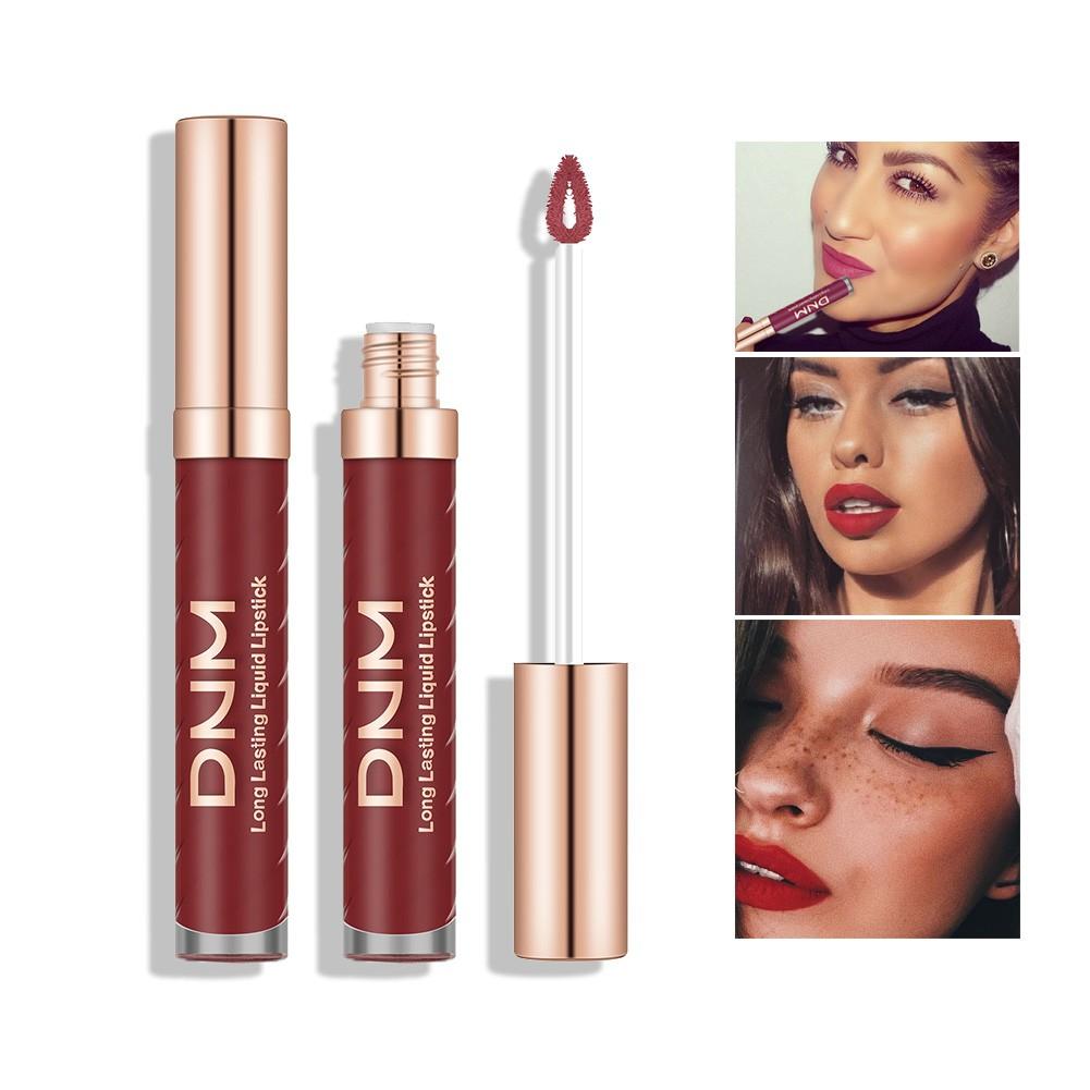 Makeup Brand Matte lipsticks Waterproof Liquid Lipstick