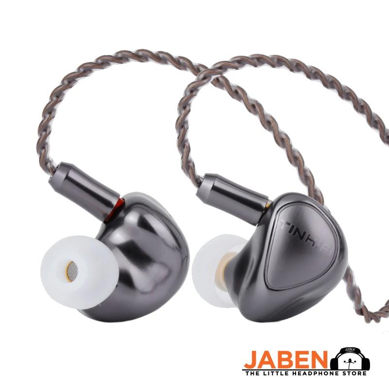 Tin HiFi T5 DOC Driver Detachable 0.78mm 2-Pin IEM Wired 3.5mm In-Ear Earphone [Jaben]