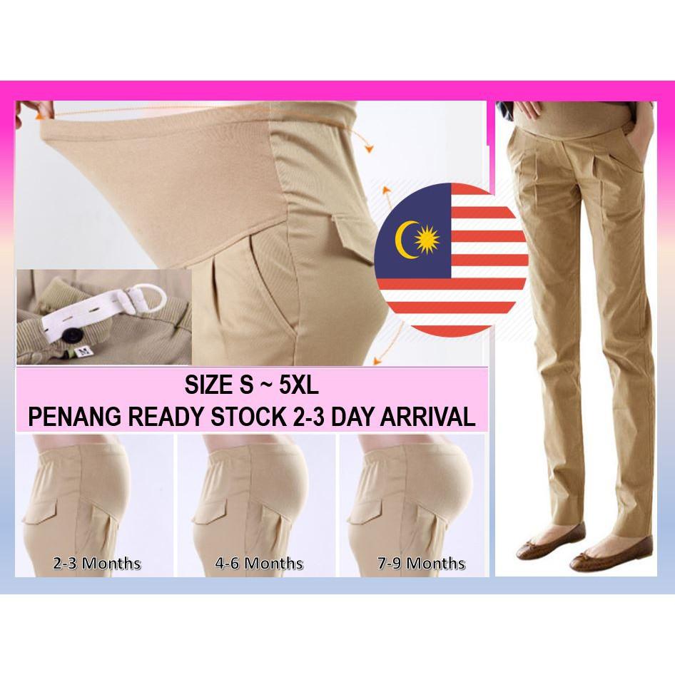 98c1bbb7ae0ea Autumnz EDITH Maternity Palazzo Pants | Shopee Malaysia