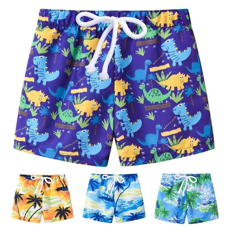 28bd6faaf8 DUDUBABA Boys Tropical Printed Quick Dry Swim Beach Shorts 2~6 Years Old |  Shopee Malaysia