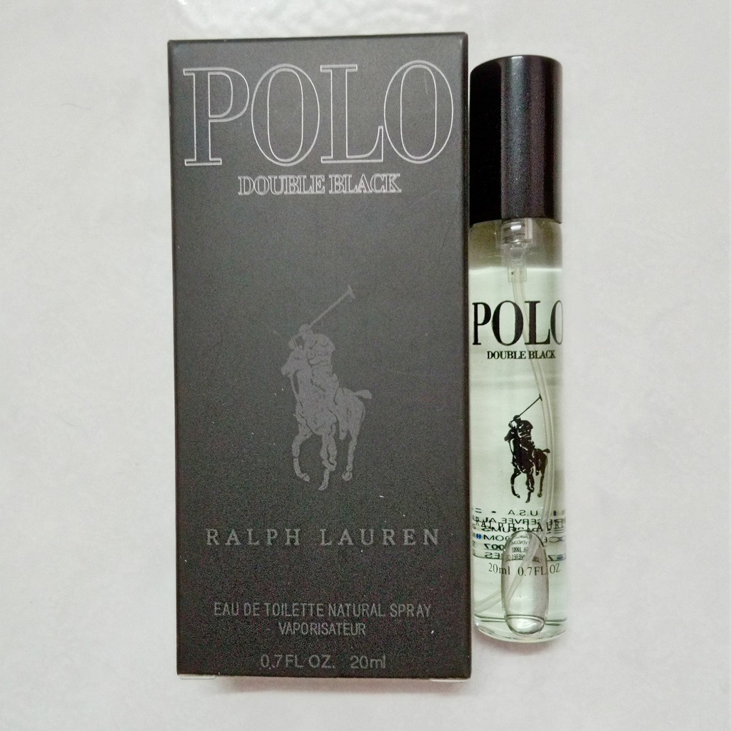 Double For Edt20ml Him Polo Black Ralph Lauren EDY2H9IW